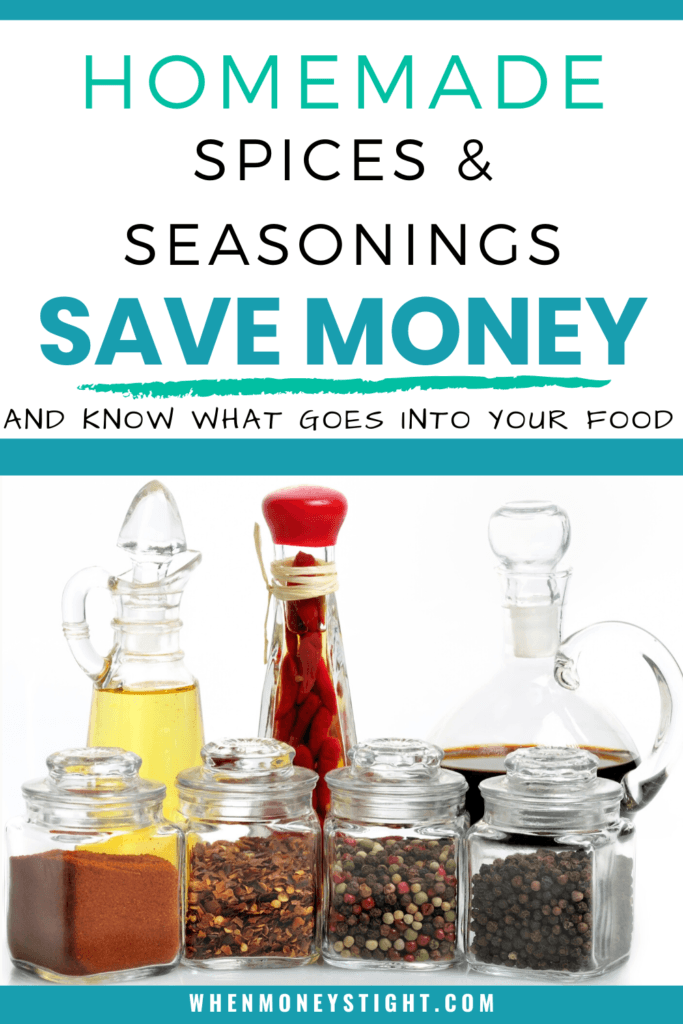 Spice & Seasoning Recipes