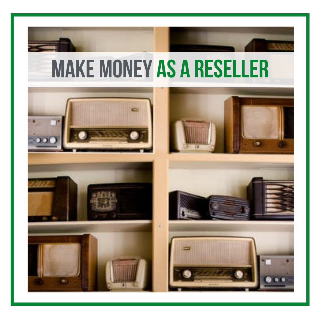 Make Money Reselling On ebay